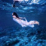 Swimming in Sea Hvar